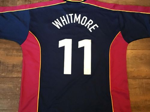 2000 2001 Hull City Whitmore Away Football Shirt XL